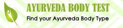 Ayurveda Body Test