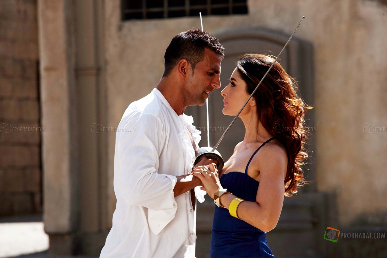 Akshay Kumar and Kareena Kapoor