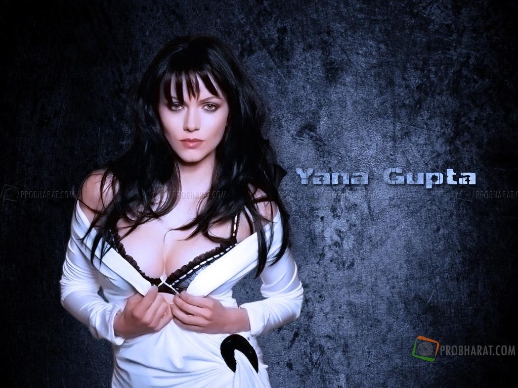 Yana Gupta - Wallpaper