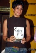 Gul Panag at the Book launch of 'The Quest for Nothing' held at Landmark Infinity Mall Andheri on 12.Oct.2010