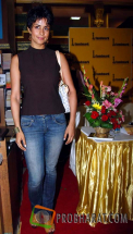 Gul Panag at the Book launch of &#039;The Quest for Nothing&#039; held at Landmark Infinity Mall Andheri on 12.Oct.2010