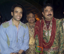 Tusshar Kapoor at the Music Director-Sanjeev ...