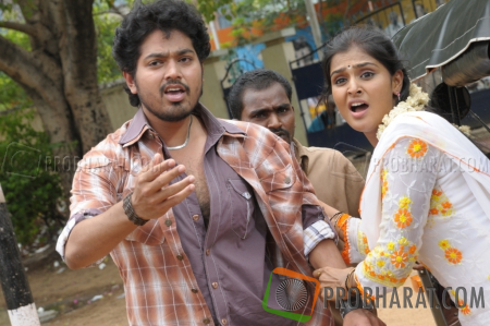 Stills from Aattanayagan