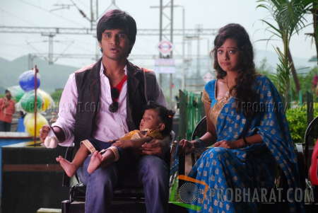 Stills from Alasyam Amrutham