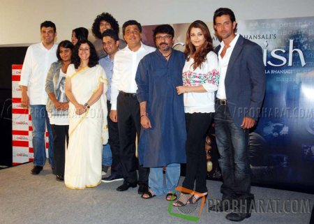 Cast and Crew of Guzaarish