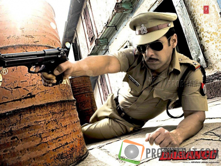 Stills from Dabangg