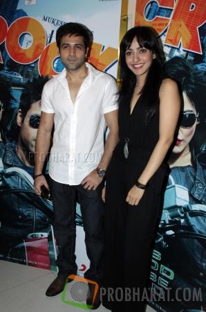 Emraan Hashmi and Neha Sharma