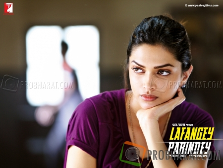 Stills from Lafangey Parindey