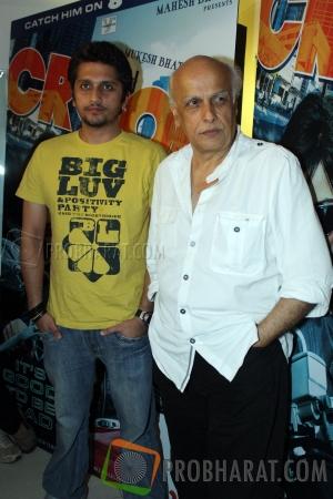 Mohit Suri and Mahesh Bhatt