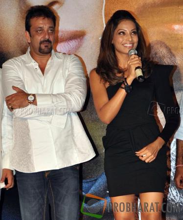 Sanjay Dutt and Bipasha Basu