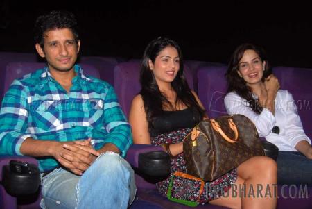 Sharman Joshi, Anjana Sukhani and Rukhsar