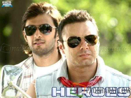 Sohil Khan and Nakul