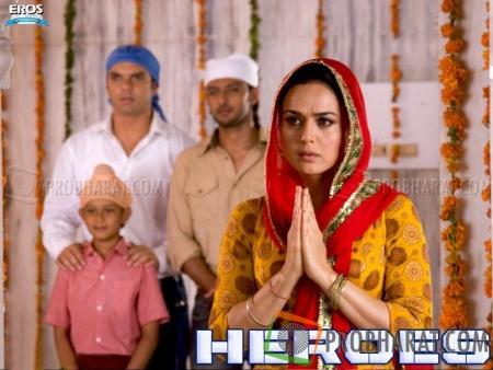 Sohil Khan, Nakul and Preety Zinta