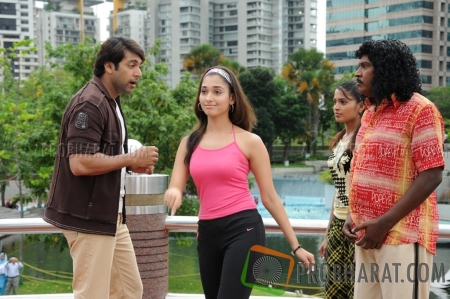 Still from Thillalangadi