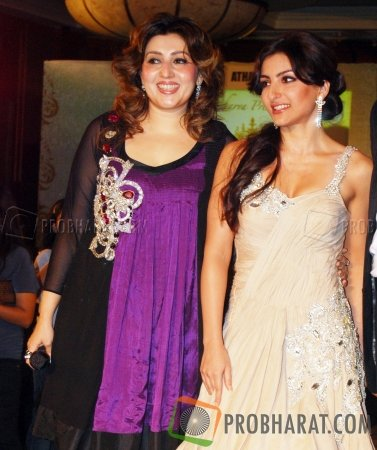 Archana Kochhar and Soha Ali Khan