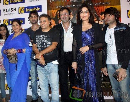 Asha Sachdev,Yuvraaj Parashar,Anil Sharma,Nikhil,Zeenat Aman and Kapil Sharma