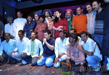 Cast of Peepli Live