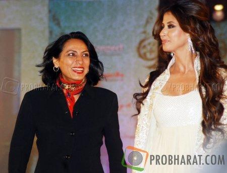 Krishna Mehta and Urmila Matondkar