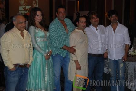 Mani Shankar, Kangana Ranaut, Sanjay Dutt, Sohail Maklai, Amitabh Arun Parekh and Sushant Singh