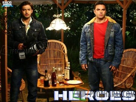 Nakul and Sohil Khan