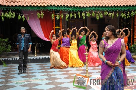 Still from Neelaveni