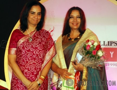 Neeta Kapoor and Shabana Azmi