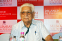 Basu Chatterjee at Press Conference of The Mumbai Film Festival 2010 at Hotel-Sun N Sands Andheri on 27.Sep.2010