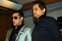 Max Luxury Watch Chairman-Arun Mehta and Salman Khan at the Launch of Being Human Watches held at Grand Hyatt Santacruz on 09.Oct.2010