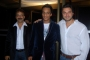 Baba Siddique and Sanjay Dutt at the his Son Zeeshan Birthday Party held at Taj Lands End Bandra on 03.Oct.2010