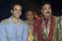 Tusshar Kapoor at the Music Director-Sanjeev Darshan's Navratri dandiya held at Borivali on 09.Oct.2010