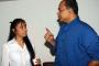 Sunita Gowariker and Ashutosh Gowariker
