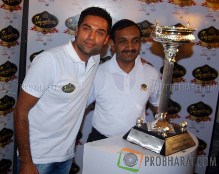 Abhay Deol and Debashish Shyam