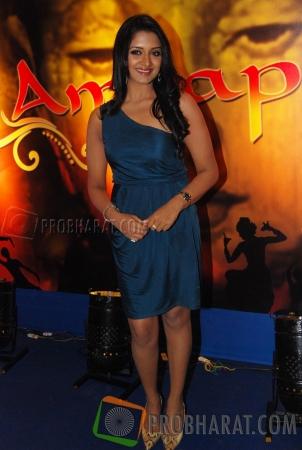 Actress-Vimala Raman