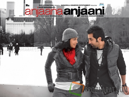 Stills from Anjaana Anjaani