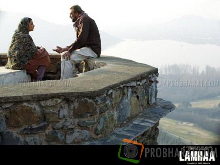 Bipasha Basu and Sanjay Dutt