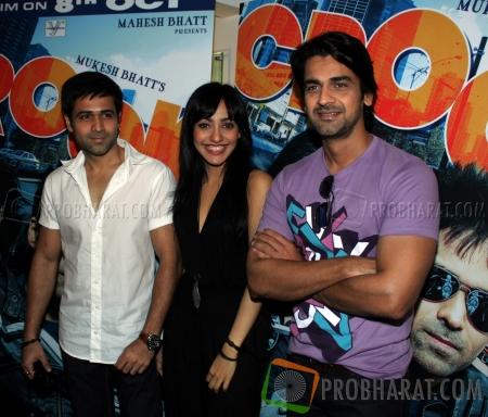 Emraan Hashmi, Neha Sharma and Arjan Bajwa