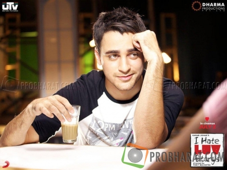Stills from I Hate Love Storys