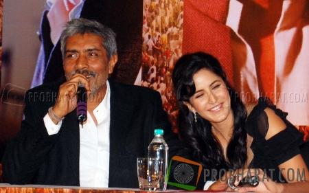 Prakash Jha and Katrina Kaif