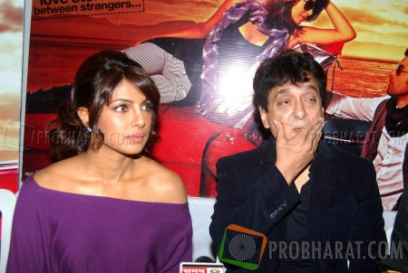 Priyanka Chopra and Sajid Nadiadwala