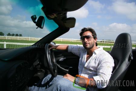 Saif Ali Khan in Race