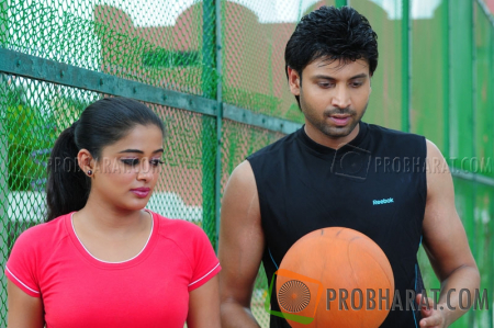 Stills from Sumanth