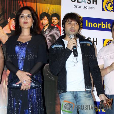 Zeenat Aman  and Kapil Sharma