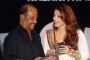 Rajinikanth and Aishwarya Rai Bachchan