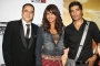 Vijay Thakkar, Priyanka Chopra and Manish Malhotra
